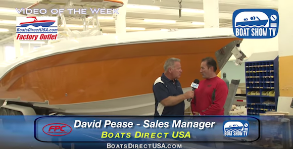 Boats Direct USA at Ft. Lauderdale Boat Show on Boat Show TV 2015