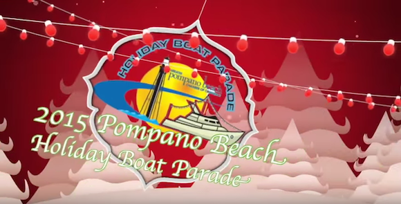 World's Best Boat Parade Pompano Beach 2015