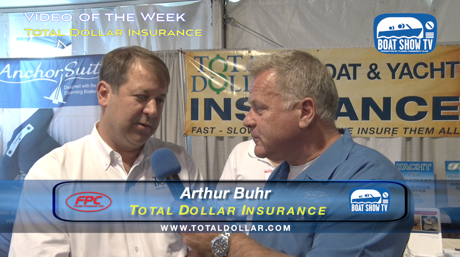 Total Dollar Insurance At Miami Boat Show 2016
