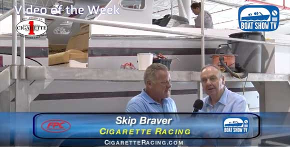 Cigarette Factory Behind The Scenes With Skip Braver