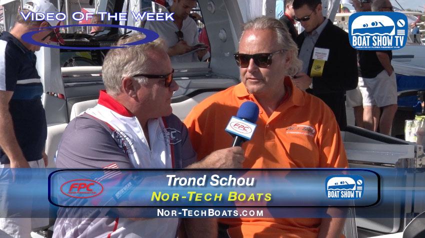 45 Nor-tech Miami Boat Show on Boat Show TV